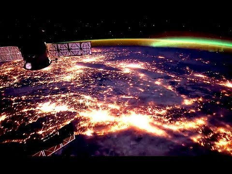 Real Footage Of Space A Timelapse Of Stars Earth