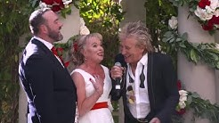 Caesars Palace Wedding Rescue with Rod Stewart