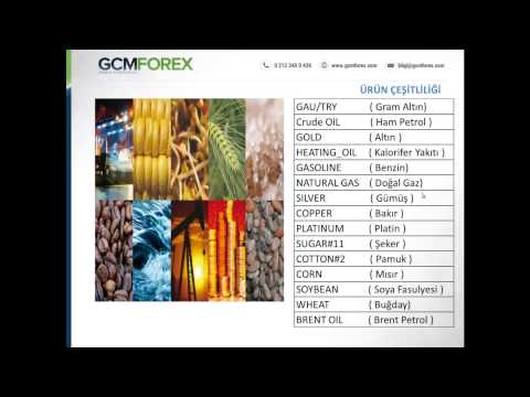 Gcm forex giris