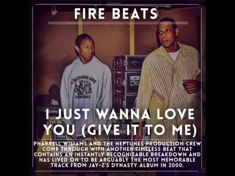 I Just Wanna Love You (Give it to Me) - Jay-Z (@RhymeLibrary Summary)