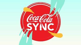 Coke Sync - 2D Infographics