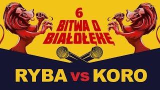 RYBA vs KORO  Bitwa o Białołękę  Freestyle Battle