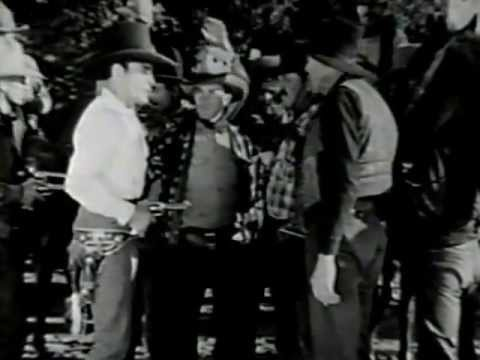 Fighting Sheriff (1931) clip with Buck Jones and Silver