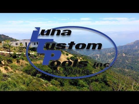 Luna Custom Pools - Celebrity TV Show Video Promo