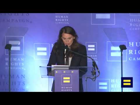 Clea DuVall Receives HRC Visibility Award for LGBTQ Work
