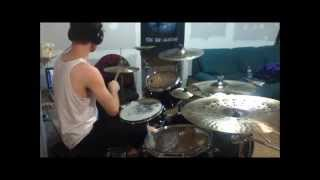Lamb Of God - Ashes Of The Wake Drum Cover