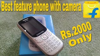 Best budget feature phone in Rs 2000 Unboxing You can buy from flipkart hindi