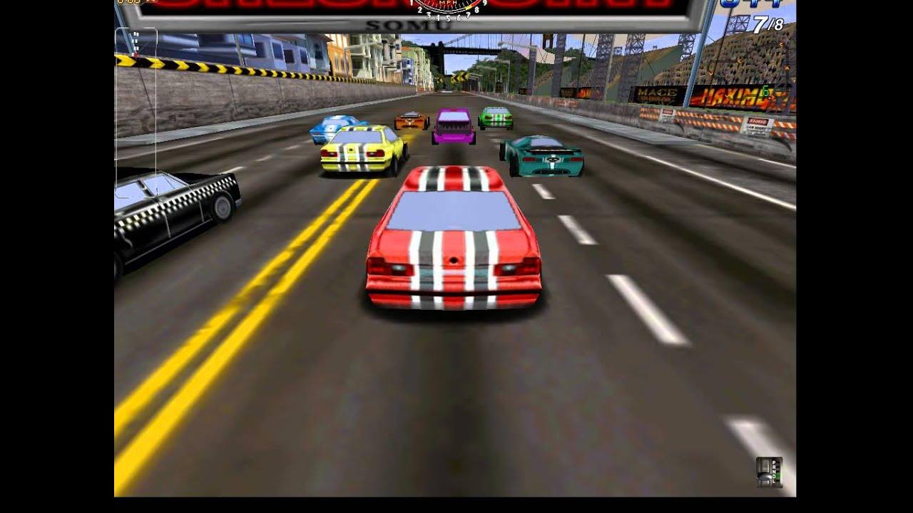 Lamborghini San Francisco >> San Francisco Rush The Rock Alcatraz Edition (PC) - YouTube