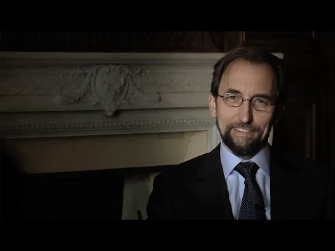 No. 7: Reflections of Courage: UN High Commissioner Zeid Ra'ad Al Hussein