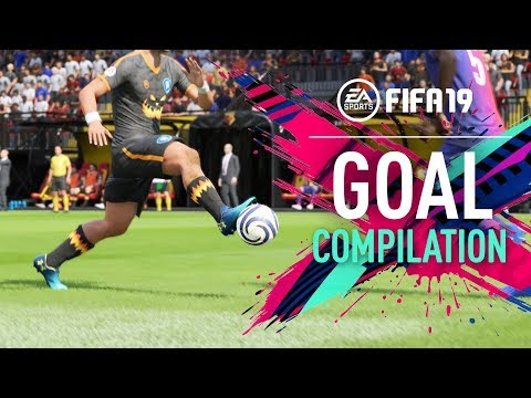 FIFA 19 | 'Prototype' GOAL COMPILATION