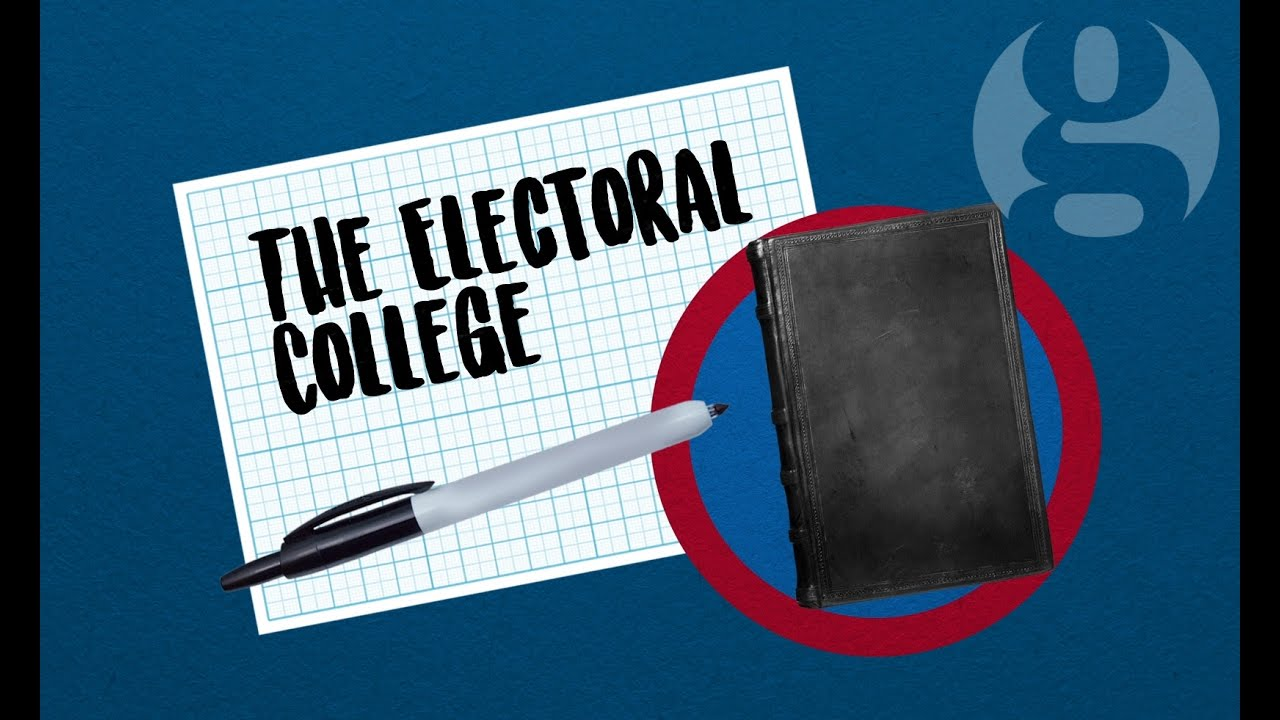 how does the us electoral college work us elections 2016 youtube