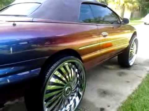 Sebring On 28s Flip Flop Paint Youtube
