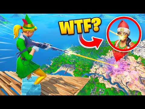 15 CRAZIEST Fortnite WTF MOMENTS!