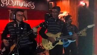THE MAGNIFICATS: Vuelvo a Granada (Instrumental-Live)