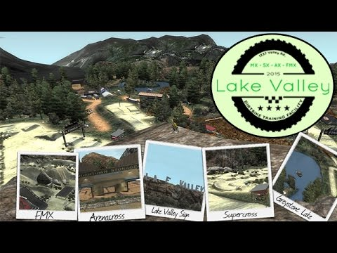 [MX vs ATV Reflex] Lake Valley Compound Overview (One of The BEST)