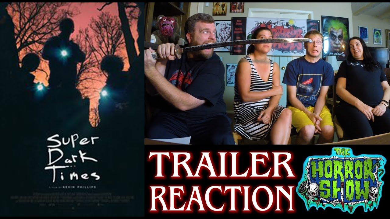 """Download """"Super Dark Times"""" 2017 Dark Thriller Trailer Reaction - The Horror Show"""