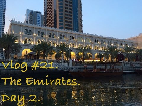 Vlog #21. The Emirates. Day 2. Катамараны/покупки/цены/бассейн