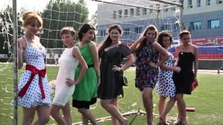 г. Барнаул. Свадьба. Клип. 21-07-2012