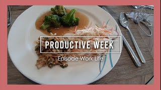 Productive Week Hotel Room Tour Meal Review Flight with Batik Air Review and Netflix K Drama