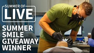 Summer Smile Giveaway Live Treatment - Jodie