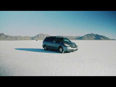 Don Action Jackson - Dudes Make A Funny Fake Commercial For The 2006 Toyota Sienna