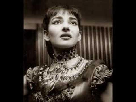 Maria Callas - La Traviata