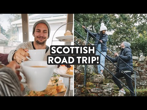 Scottish Adventure Begins 🚙 Loch Leven Castle   Perth and Kinross, Scotland [Ad]