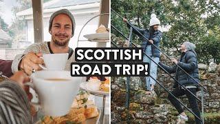Scottish Adventure Begins ? Loch Leven Castle | Perth and Kinross, Scotland