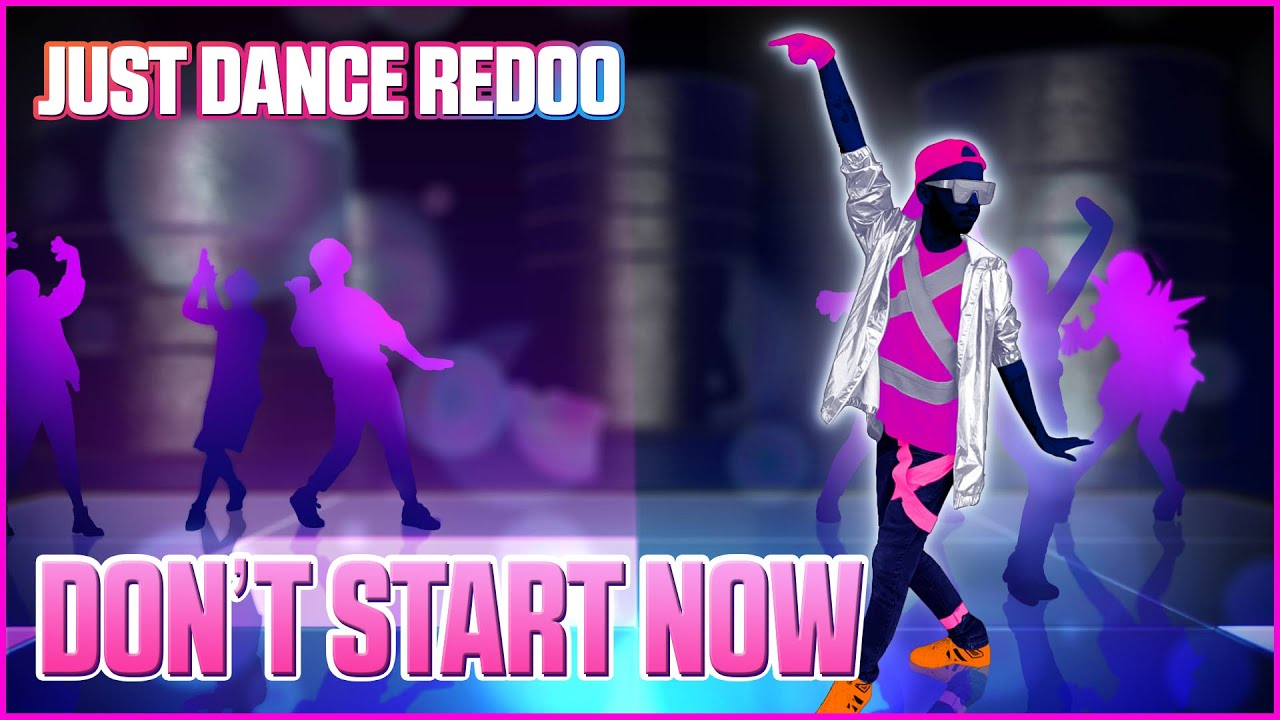 Don't Start Now by Dua Lipa | Just Dance 2020 | Fanmade by Redoo