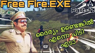 Free Fire.EXE Malayalam   funny montage 🤣🤣  Part-10