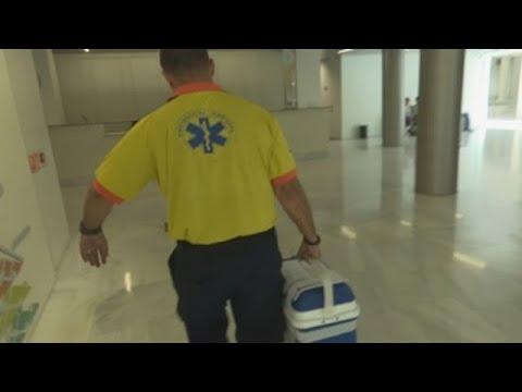 españa-e-italia-hacen-su-primer-trasplante-cruzado-internacional-de-riñón