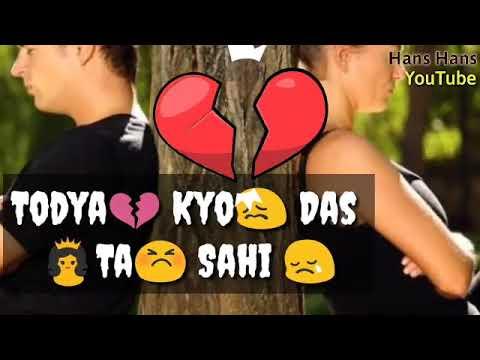 Download】New Punjabi Sad Song WhatsApp Status Video 2019