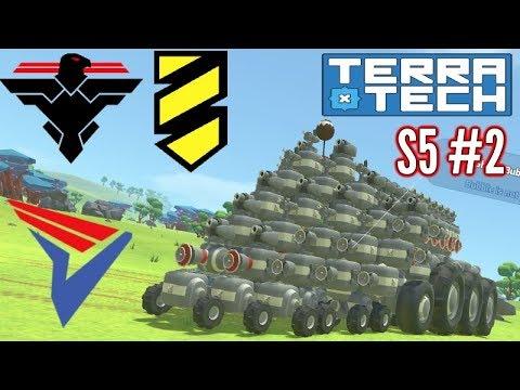 Terratech | #2 S5 | Hawkeye - Geocorp - Venture Unlocked!