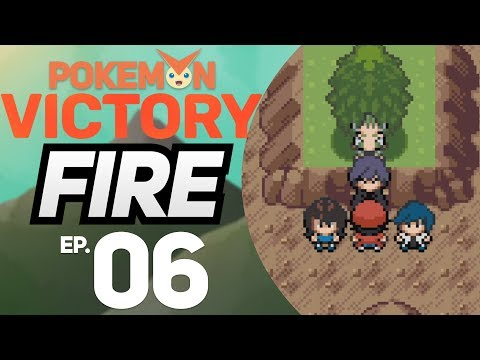 SALVANDO O CELEBI - Pokémon Victory Fire #6