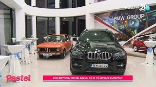 PASTEL - OTO BMW KUJTIM ME SALON TË RI TË NIVELIT EUROPIAN
