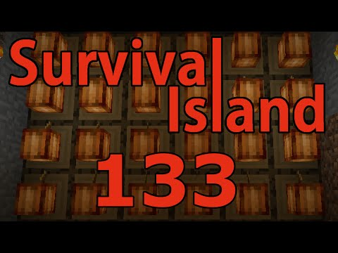 Minecraft- Survival Island [133] Cocoa Farm!