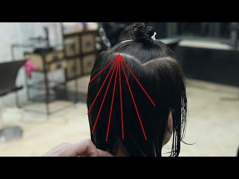 длинная мужская стрижка, слои