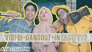 VIDI DI-DANGDUT-IN LESTI??? | #VAgoVLOG S02E02