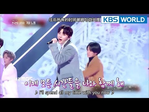 Special Feature : Winter Songs Koreans Love[Entertainment Weekly/2018.01.29]