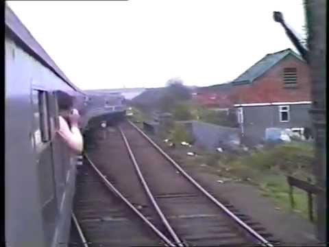 Railtour No 6 - Belfast To Londonderry/Derry.