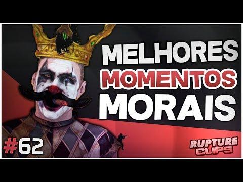 #62 MORAIS: TWITCH MELHORES MOMENTOS