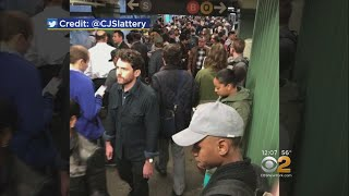 Signal Problems Snarl Subway Service