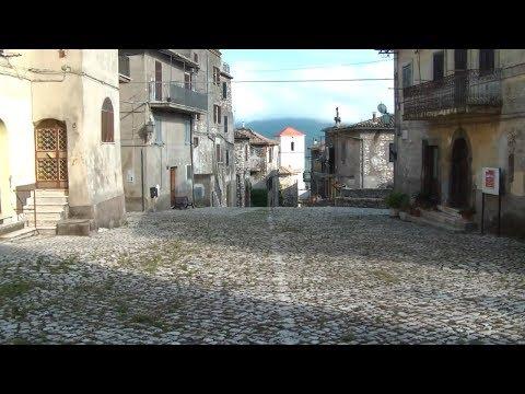 Gavignano, Italian Medieval Borgo, Picturesque Town Near Rome!