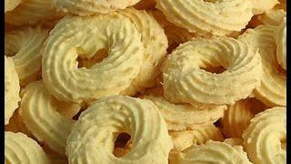 biscoito amanteigado com 3 ingredientes