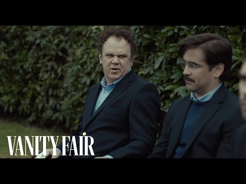 The Lobster Clip: If John C. Reilly Can't Find Love, He Wants to Become a Parrot   Vanity Fair