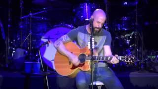 """Battlships(Acoustic)"" Daughtry@SECU Arena Towson, MD 12/13/14 Mistletoe Meltdown"