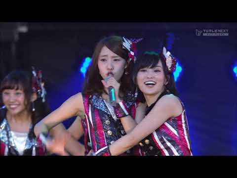 NMB48 INAZUMA ROCK FES 2014 ナギイチ