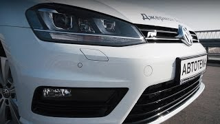 VW Golf Vll_автотема
