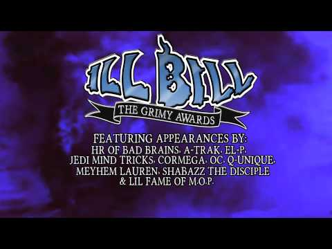 ILL BILL - SEVERED HEADS OF STATE ft. EL-P