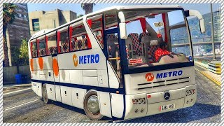 REAL LIFE MOD #44 - Will Bus Driver Job Pay Me Lots of Money??